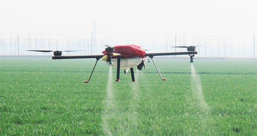 agricoltura tecnologia verde