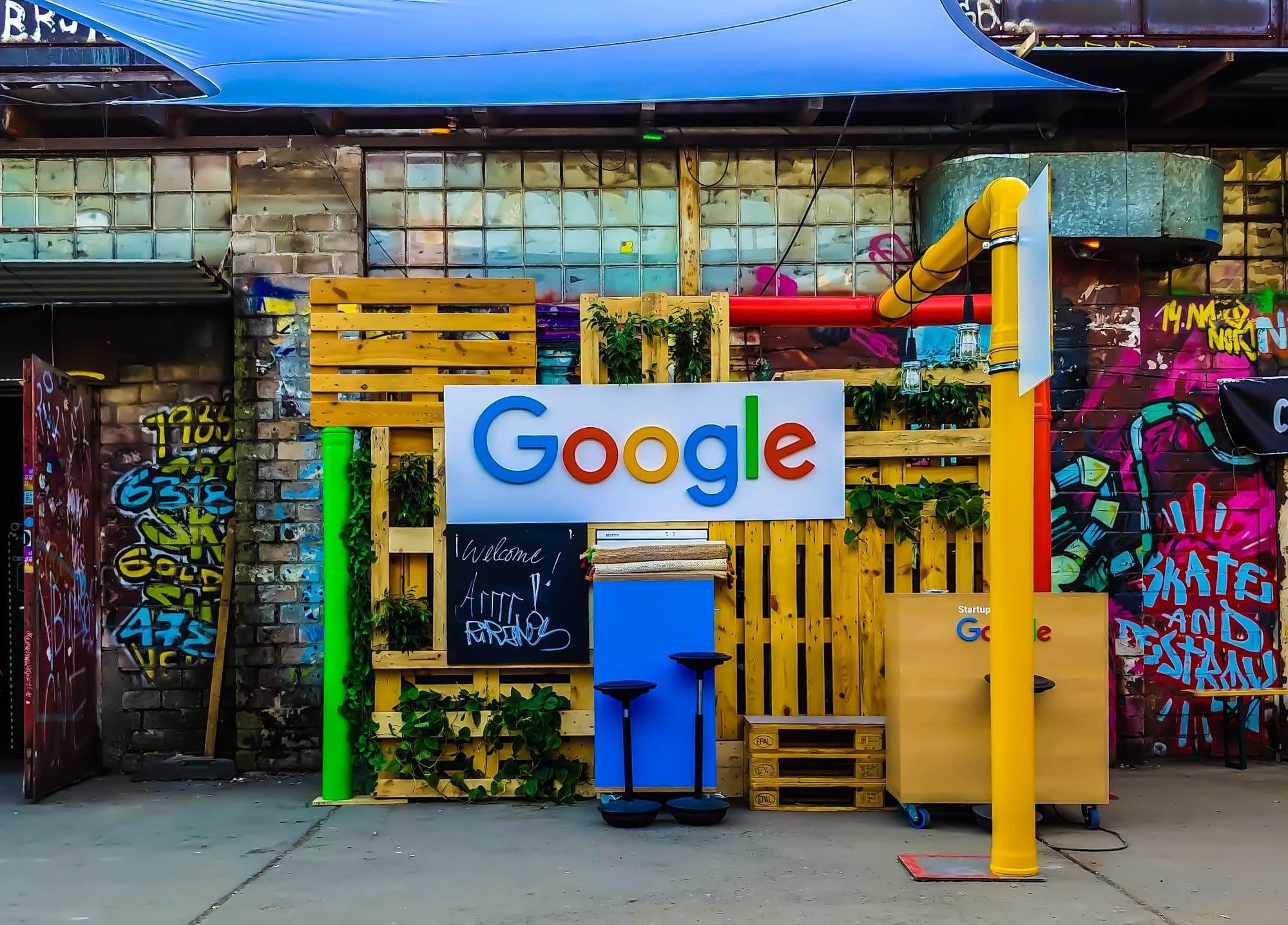 google negozio